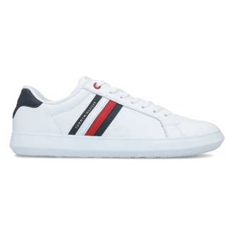 Muške patike Tommy Hilfiger ESSENTIAL LEATHER CUPSOLE