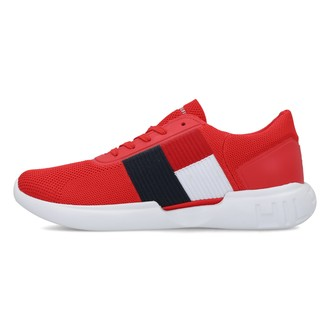 Muške patike Tommy HILFIGER LIGHTWEIGHT RUNNER FLAG KNIT
