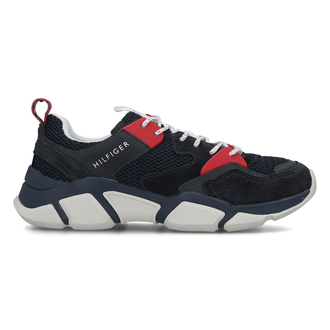 Muške patike Tommy Hilfiger CHUNKY MATERIAL MIX TRAINER