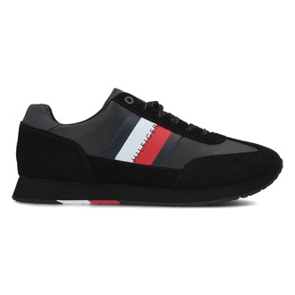 Muške patike Tommy Hilfiger CORPORATE LEATHER FLAG RUNNER