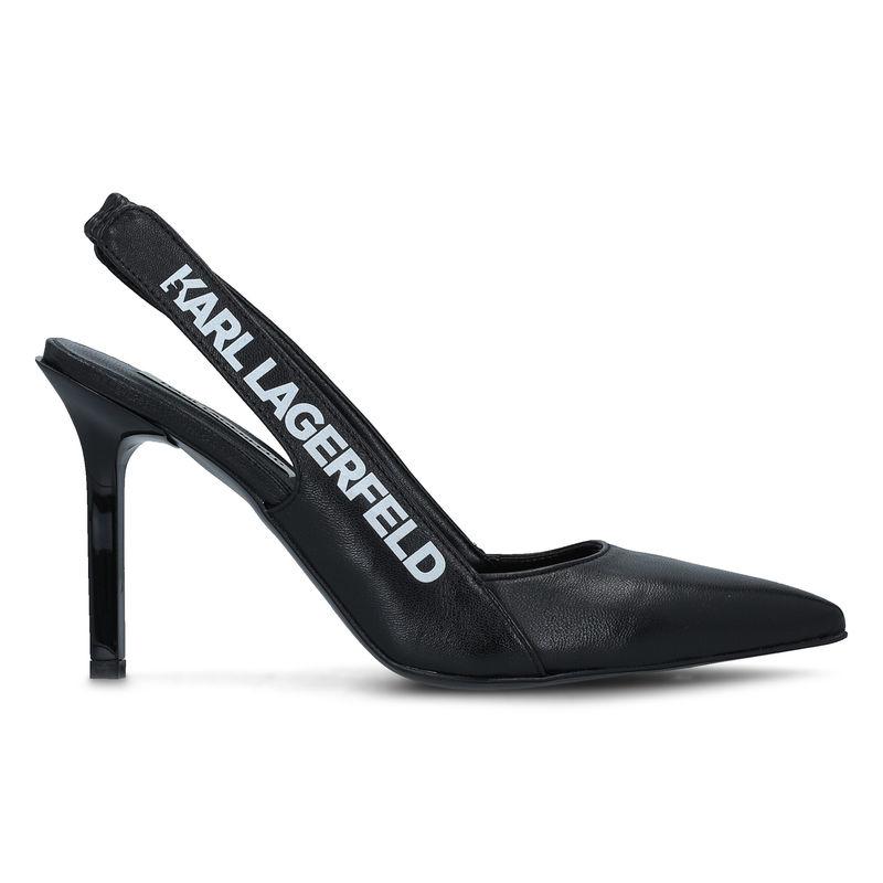 Ženske cipele Karl Lagerfeld GALA HI TAPE SLING