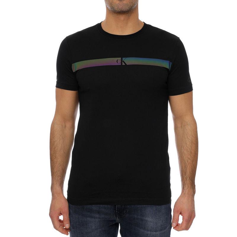 Muška majica Calvin Klein HORIZONTAL PANEL TEE