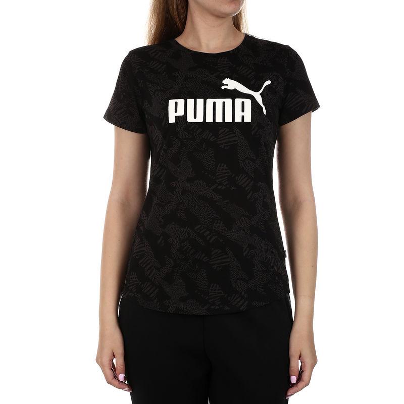 Ženska majica Puma ESS+ AOP Tee