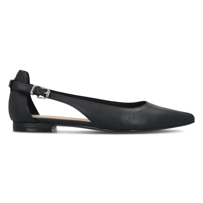 Ženske cipele Tommy Hilfiger FEMININE LEATHER BALLERINA