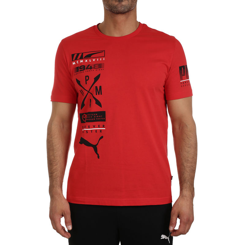 Muška majica Puma Advanced Graphic Tee