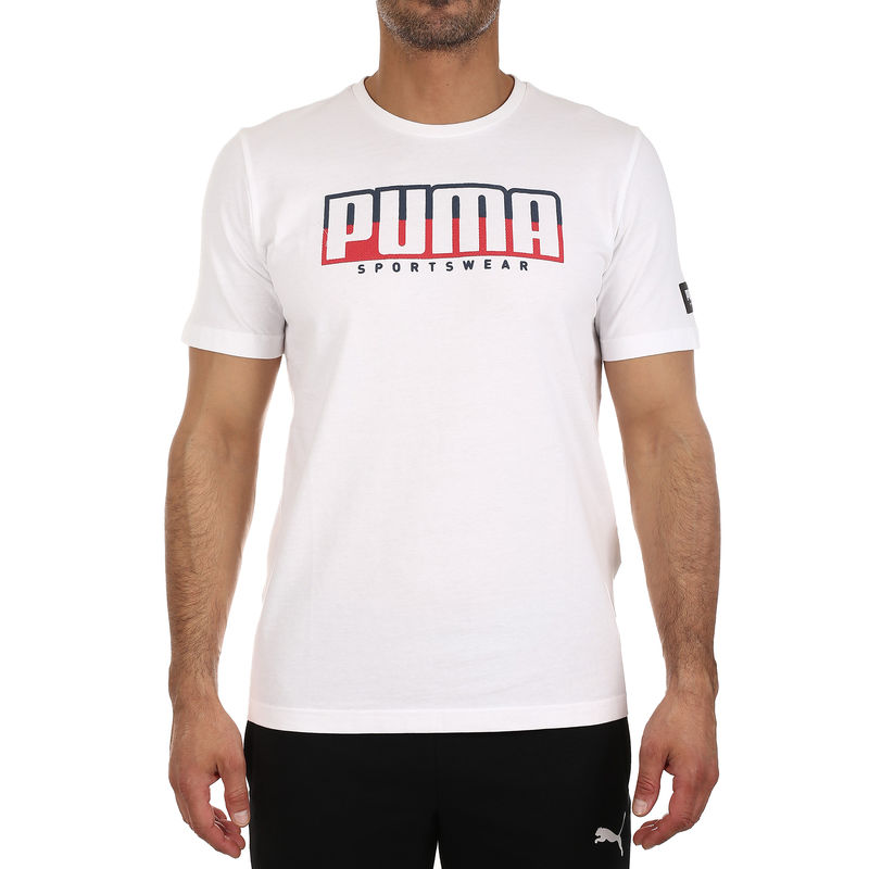Muška majica Puma ATHLETICS Tee Big Logo