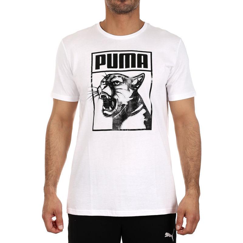 Muška majica Puma Graphic Tee Box Logo