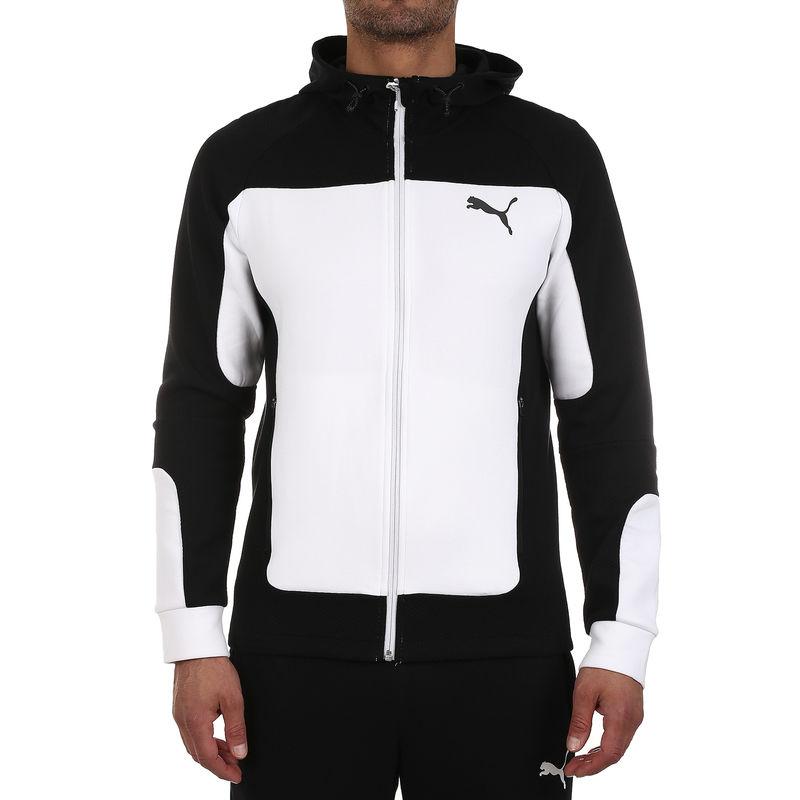 Muški duks Puma EVOSTRIPE Hooded Jacket