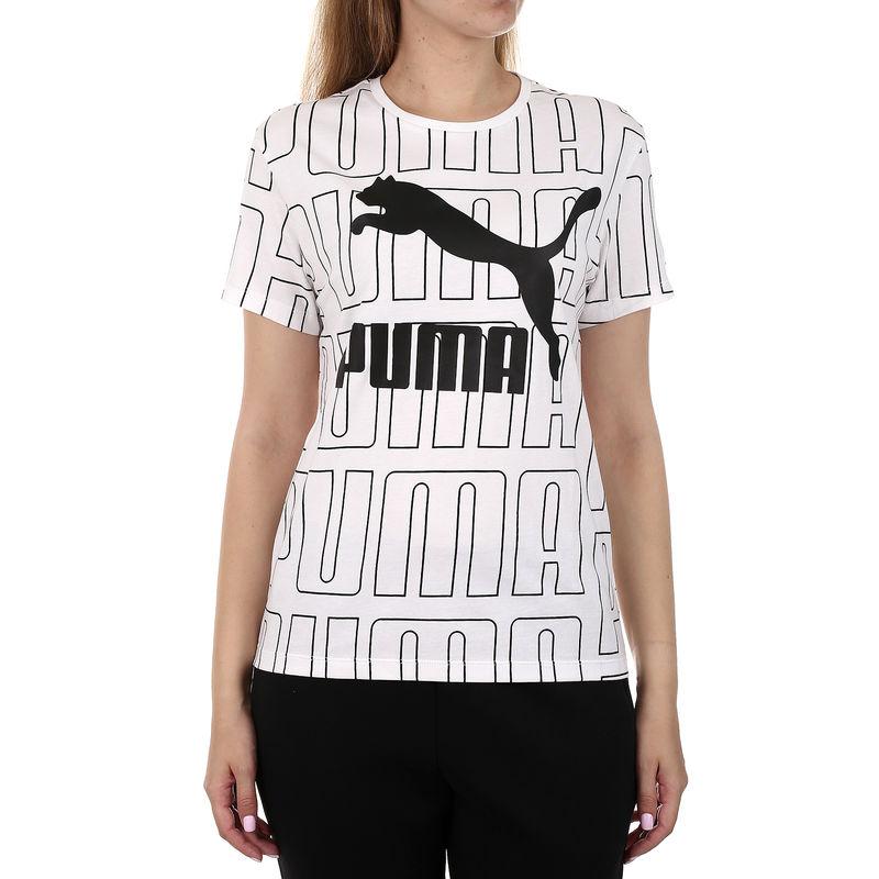 Ženska majica Puma AOP Tee
