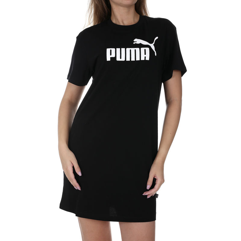 Ženska haljina Puma ELEVATED ESS Logo Tee Dress