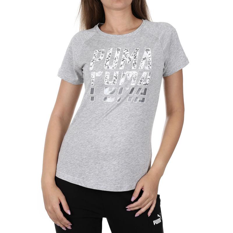 Ženska majica Puma Font Graphic Tee