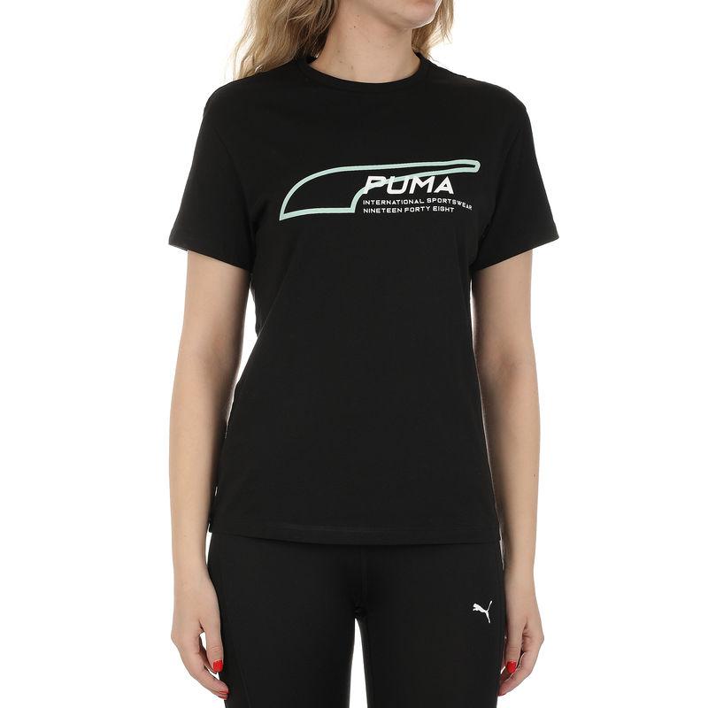 Ženska majica Puma Evide Form Stripe Tee