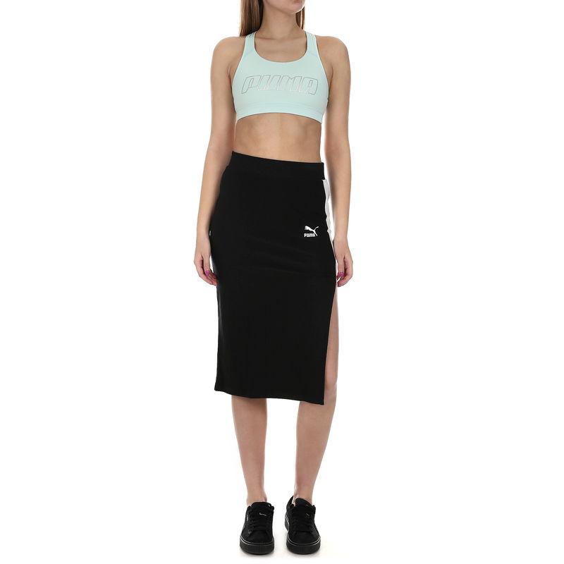 Ženska suknja Puma Classics Rib Skirt