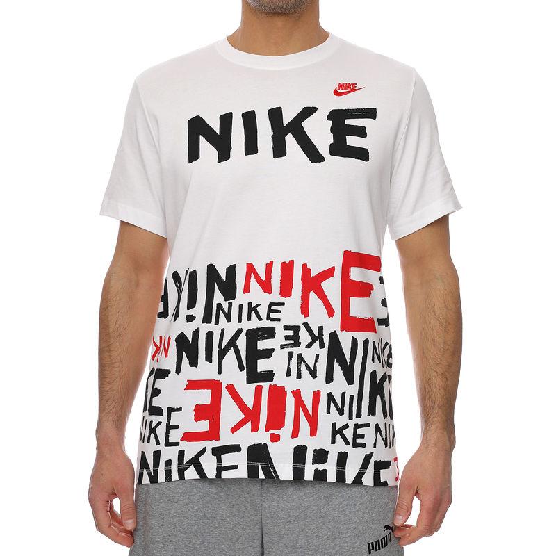 Muška majica Nike M NSW TEE PRINTED AOP HBR