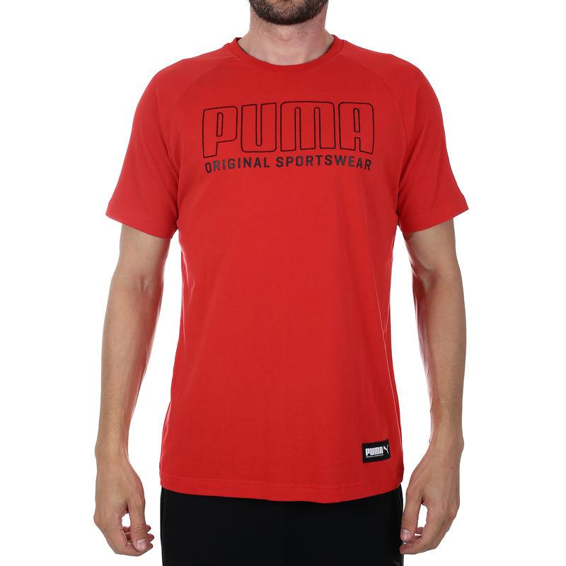 Muška majica Puma Athletics Tee Big Logo
