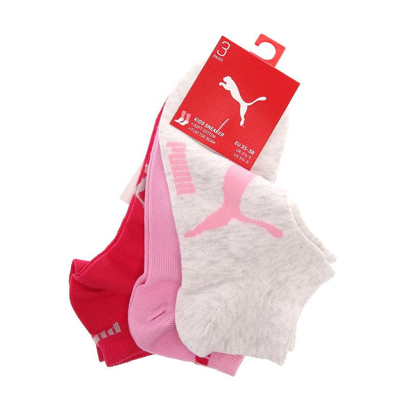 Dečije čarape Puma KIDS LIFESTYLE SNEAKERS 3P