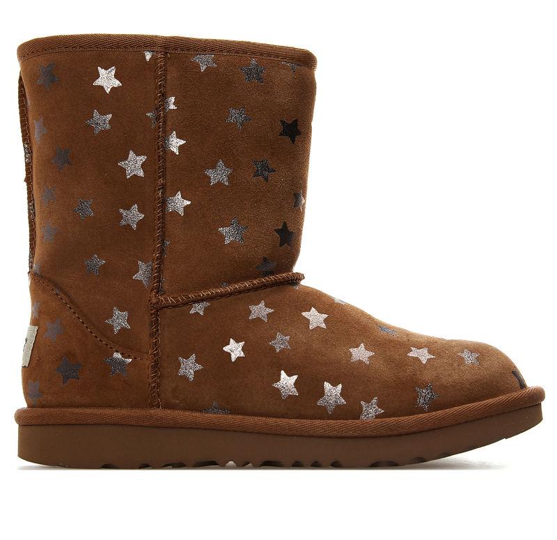 Dečije čizme UGG CLASSIC SHORT II STARS