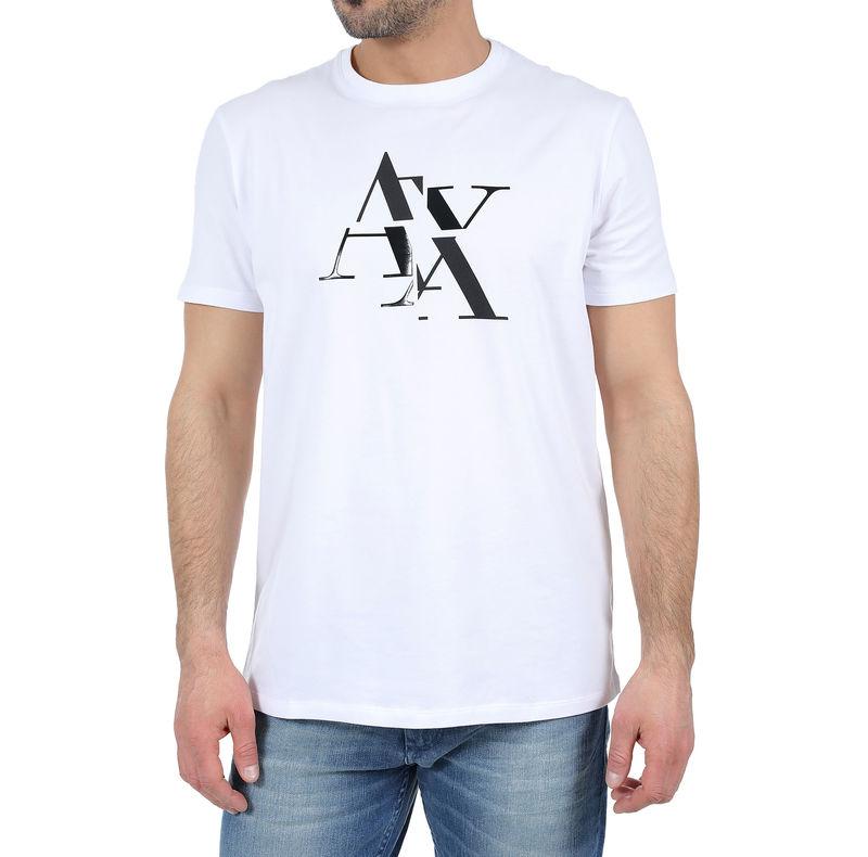 Muška majica Armani Exchange AX JERSEY T-SHIRT