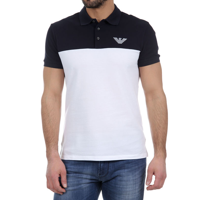 Muška majica Armani Exchange EA JERSEY POLO SHIRT