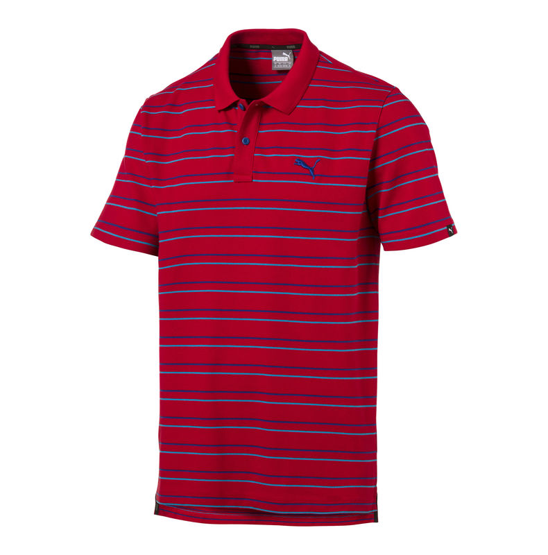 Muška majica Puma SPORTS STRIPE PIQUE POLO