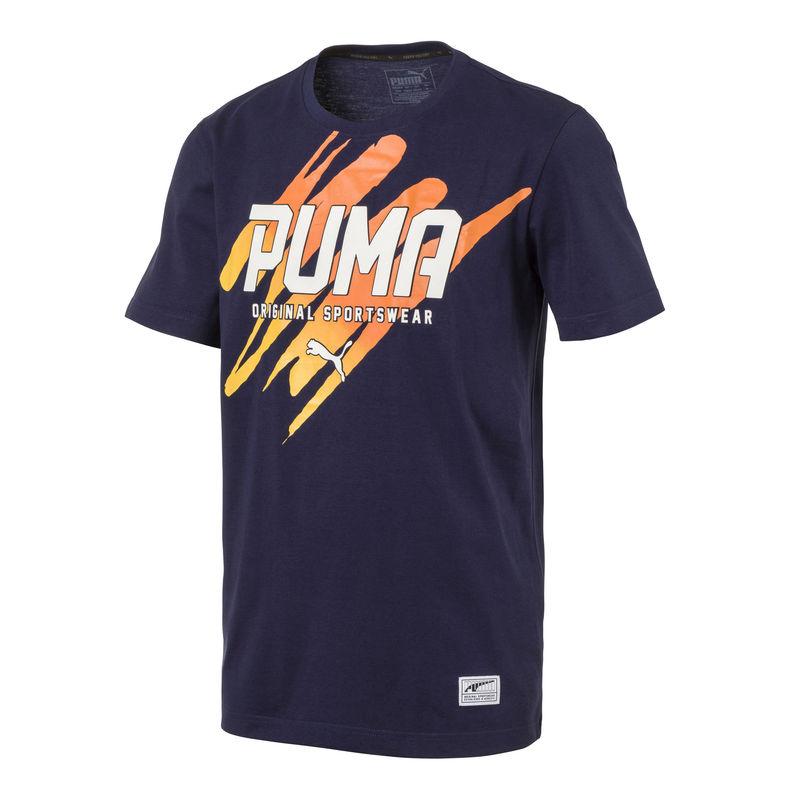 Muška majica Puma STYLE SUMMER GRAPHIC TEE