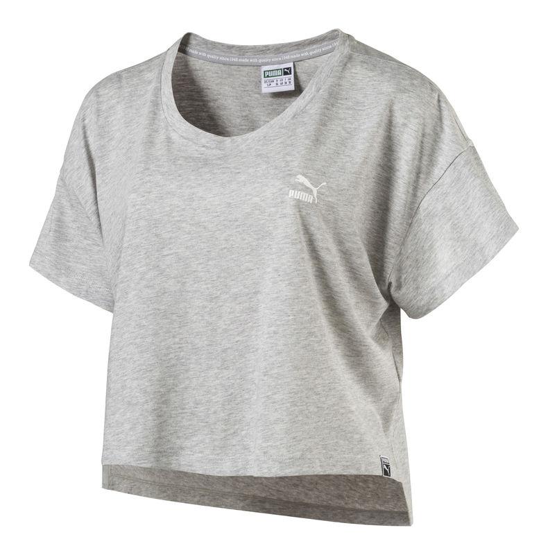 Ženska majica Puma Archive Logo Cropped Tee