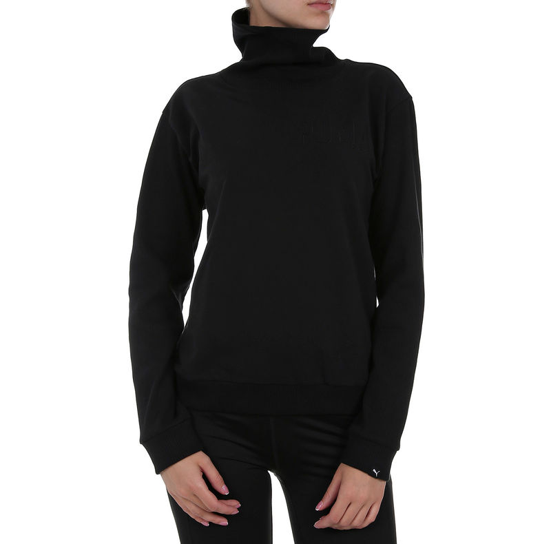 Ženska rolka PUMA FUSION TURTLENECK SWEAT W
