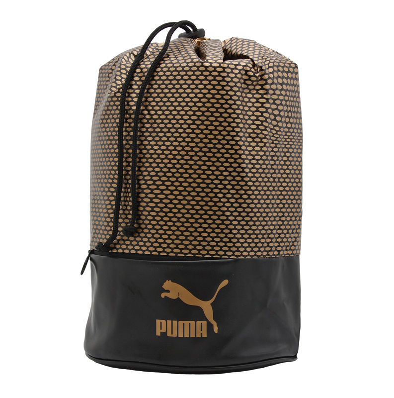 Ženski ranac Puma ARCHIVE BUCKET BAG GOLD