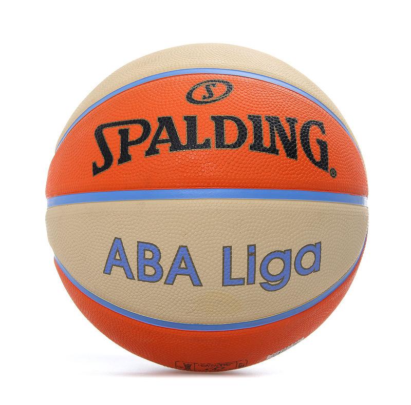 Lopta za košarku Spalding LOPTA ABA LIGA GUMA OUT
