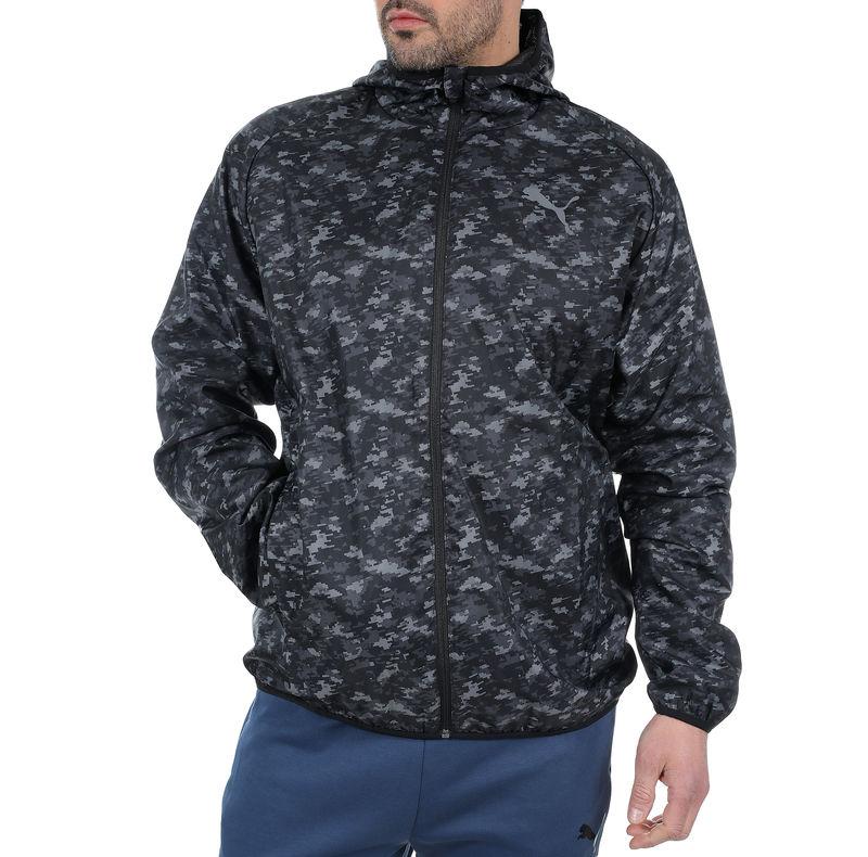 Muška jakna Puma AOP Windbreaker