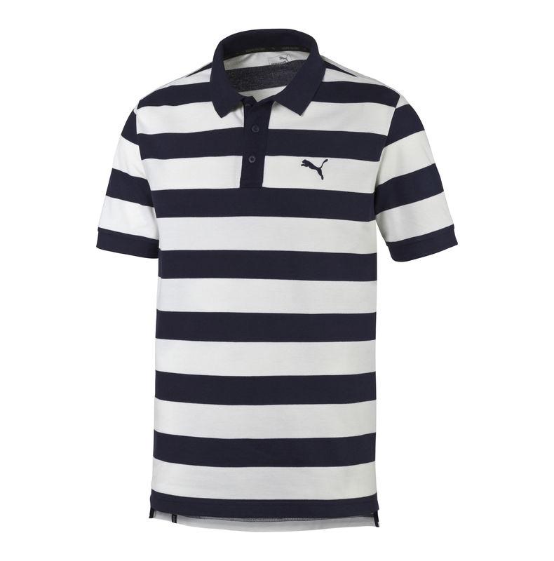 Muška majica Puma ESS Striped Pique Polo
