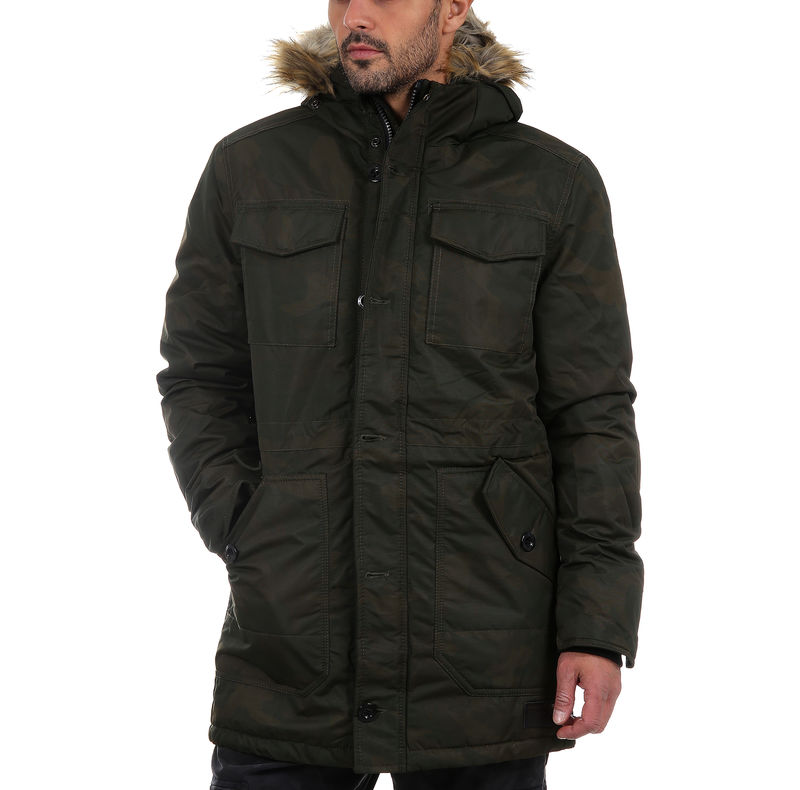 Muška zimska jakna Staff STONE MEN