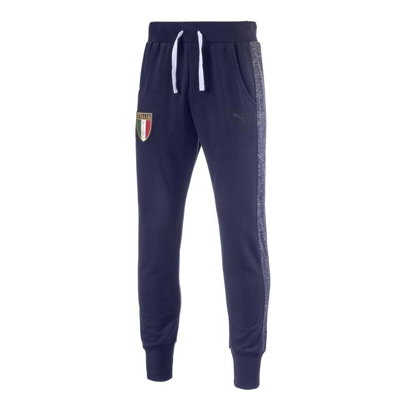 Muške trenerke Puma FIGC Italia Azzurri Sweat Pants