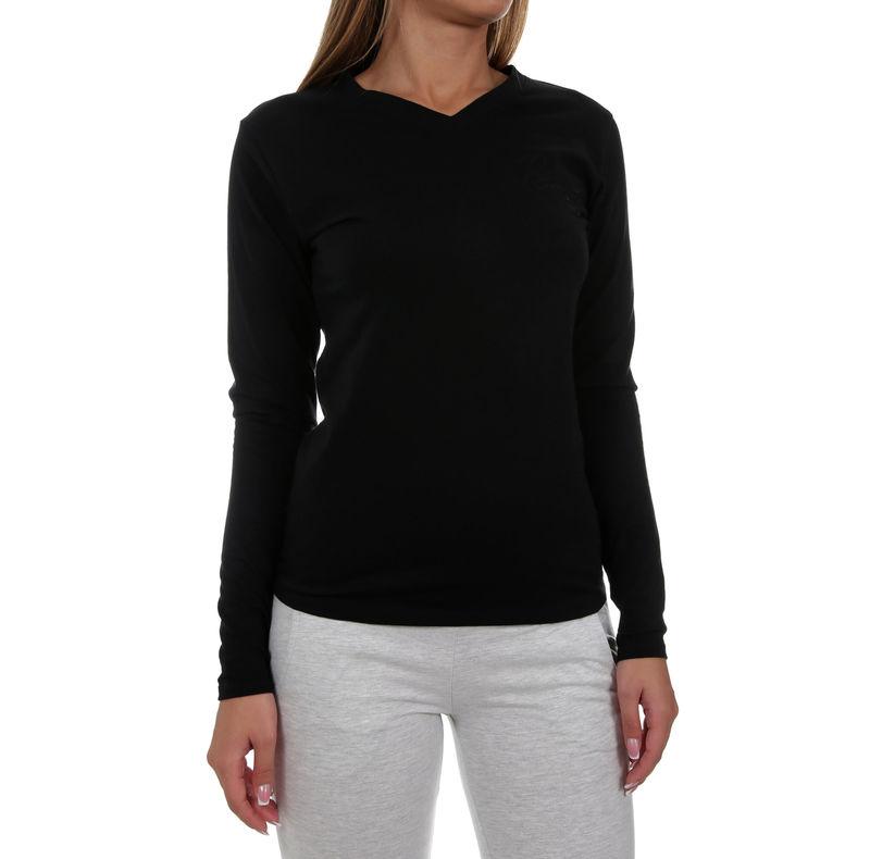 Ženska majica Russell Athletic L/S 'V' NECK TEE