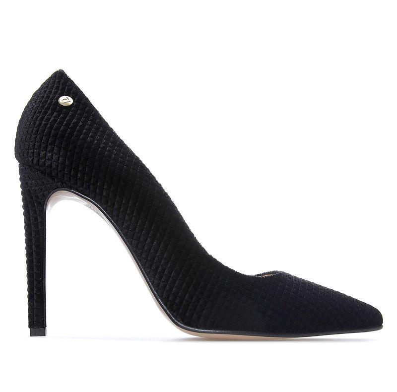 Ženske cipele Trussardi DECOLLETE PIRAMID VELVET