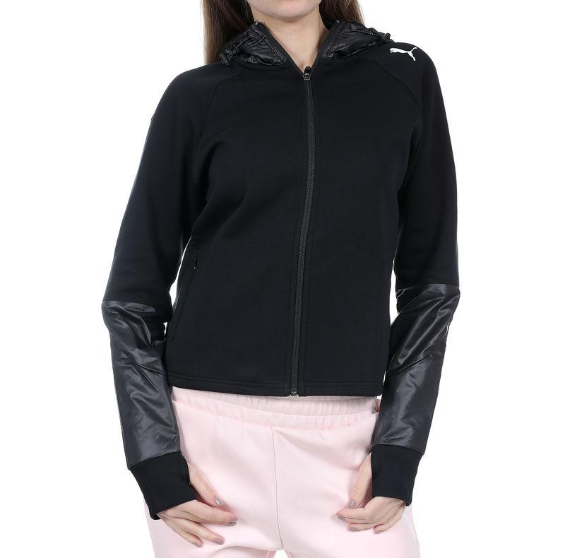 Ženski duks Puma EVOSTRIPE FZ Jacket