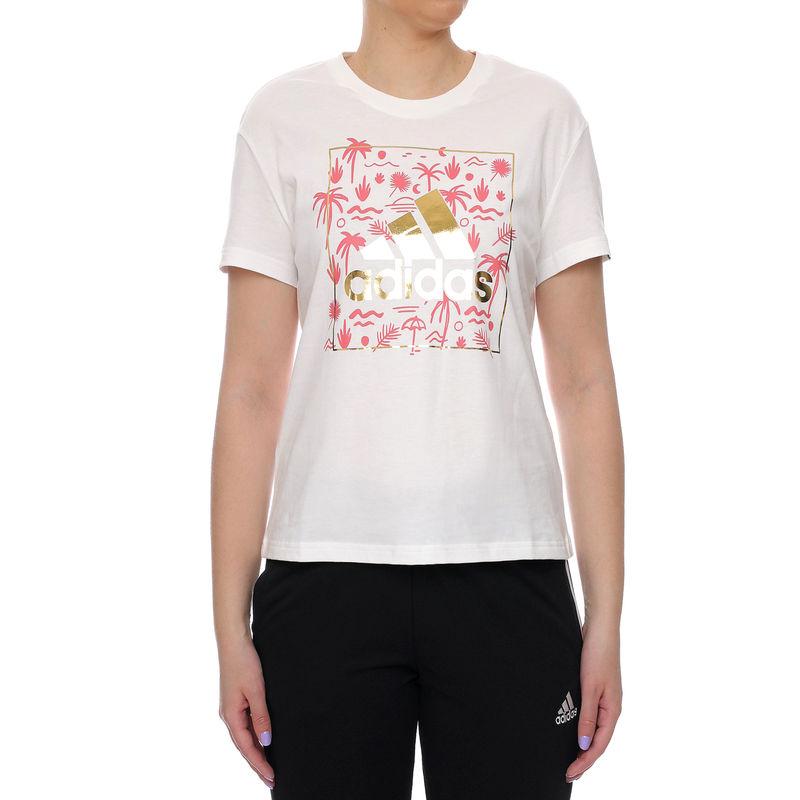 Ženska majica adidas W FOIL BOS G T