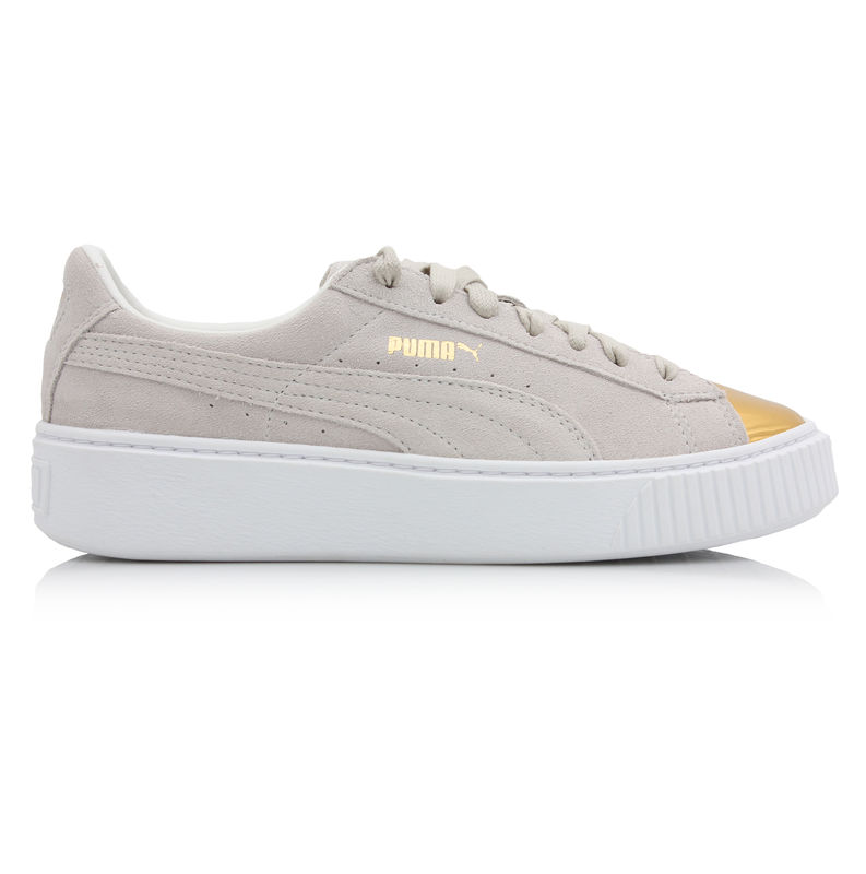 Ženske patike Puma SUEDE CREEPER GOLD (NO R)