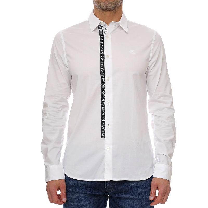 Muška košulja Calvin Klein LOGO TAPE SHIRT