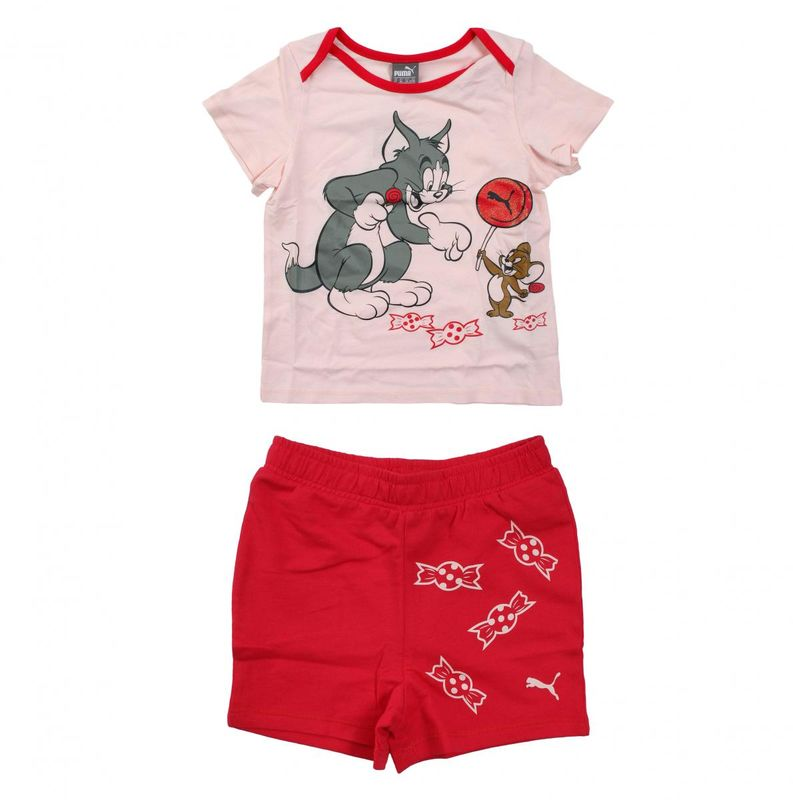 Dečiji set Puma FUN TOM & JERRY JR. SET