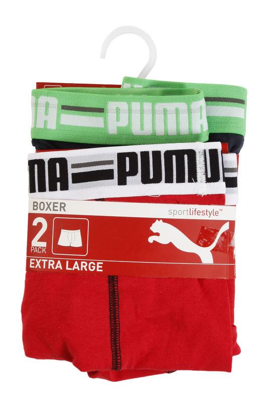 Veš Puma BRAND BOXER 2P