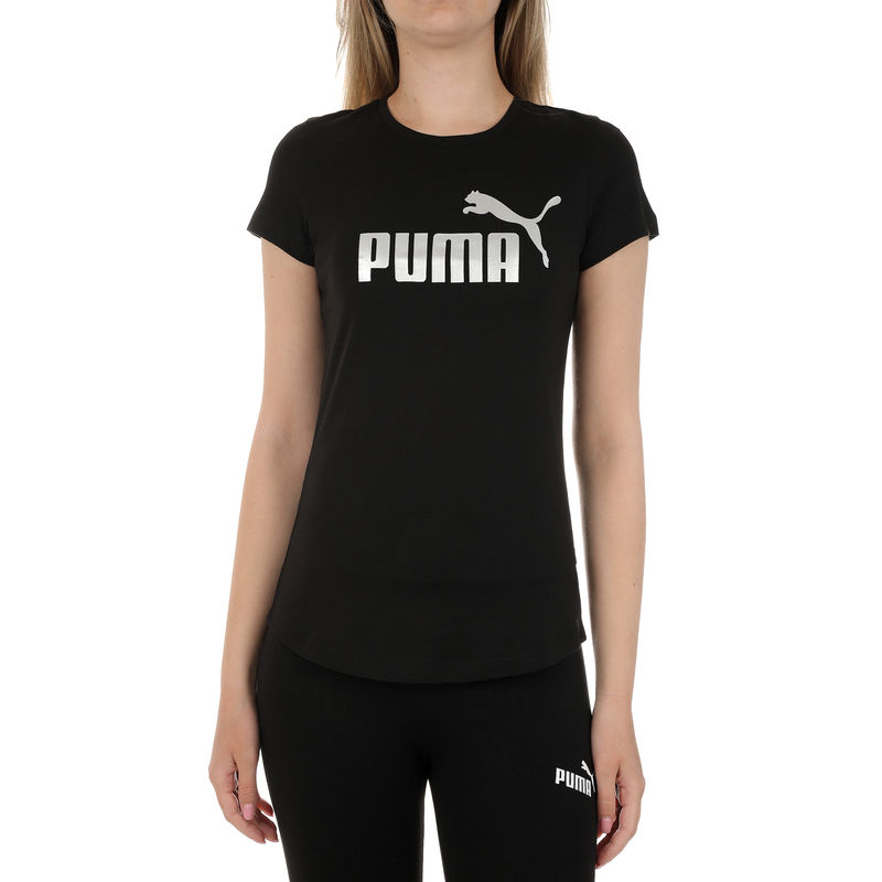 Ženska majica Puma ESS+ Metallic Tee