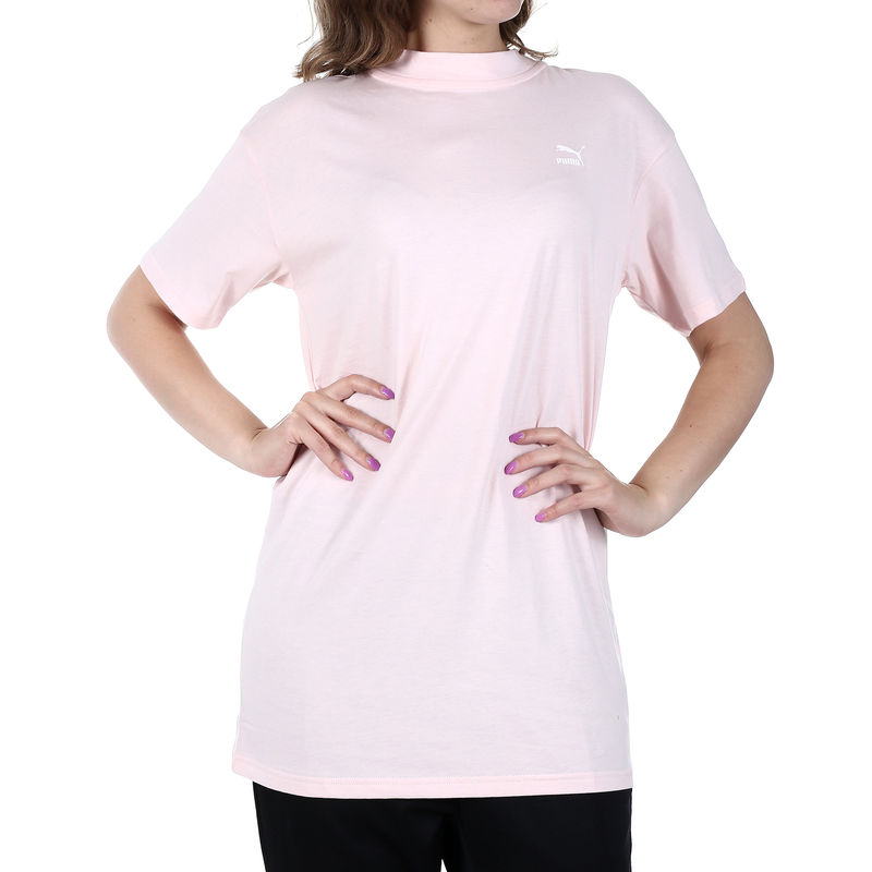 Ženska majica Puma Bow Elongated Tee