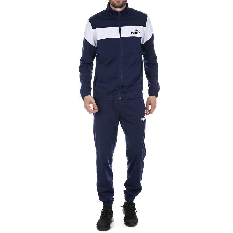 Muška trenerka Puma Clean Tricot Suit CL