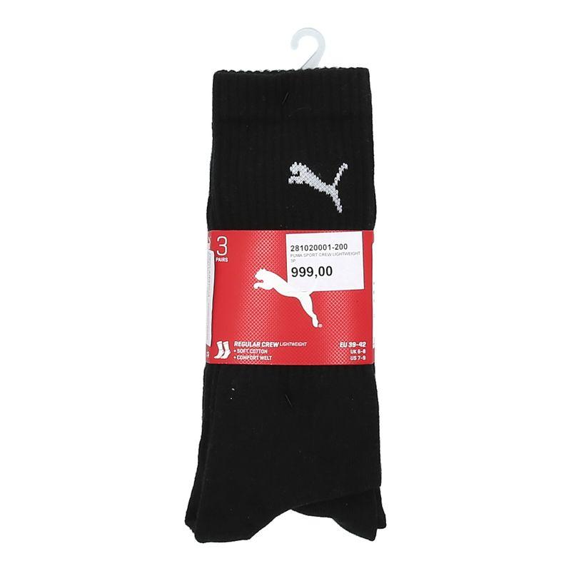 Čarape Puma SPORT CREW LIGHTWEIGHT 3P