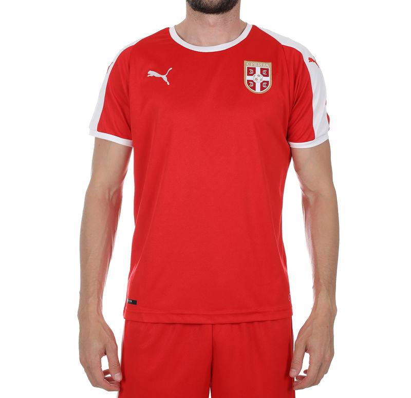 Muški dres Puma Serbia Home Shirt SS