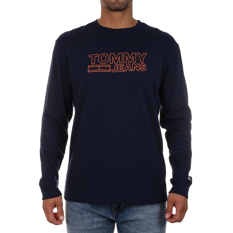 Muška majica Tommy Hilfiger CONTOURED CORP SLEEVE TEE