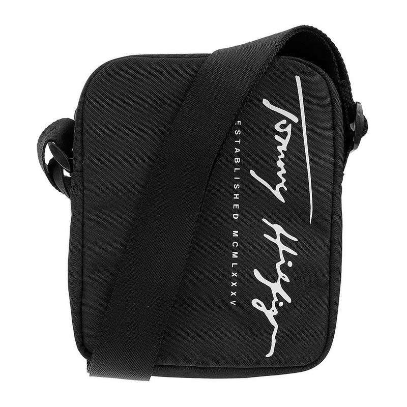 Muška torba Tommy Hilfiger-TH SIGNATURE MINI REPORTER