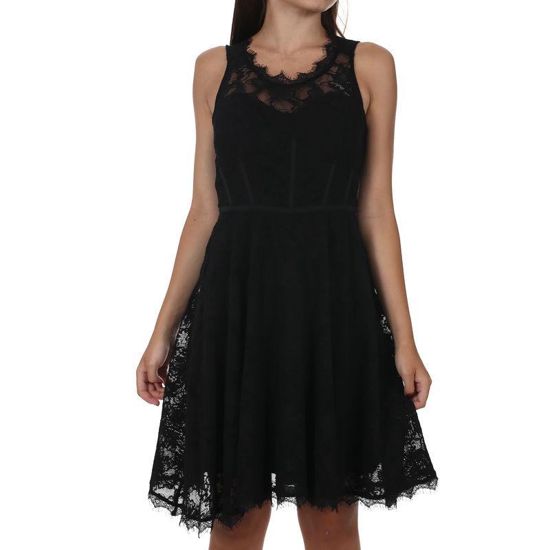 Ženska haljina Guess JEANS SHAIRA DRESS