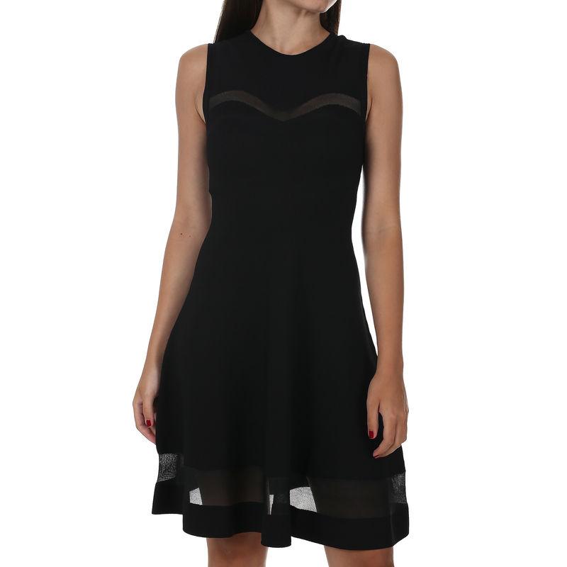 Ženska haljina Guess SL RN AUDREY SWEATER DRESS